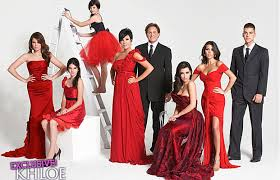 Picture of the Kardashian Family, from left to right: Khloe, Kendell, Kylie, Kris, Bruce( Now Caitlyn) KIm, Kourtney,and Rob. Photo source: Google Images