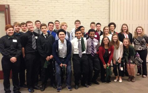 North Star Students Take Stock in Challenge