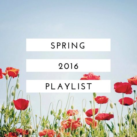 What You Should Be Listening To This Spring