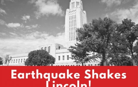 Early Morning Earthquake Shakes Nebraska