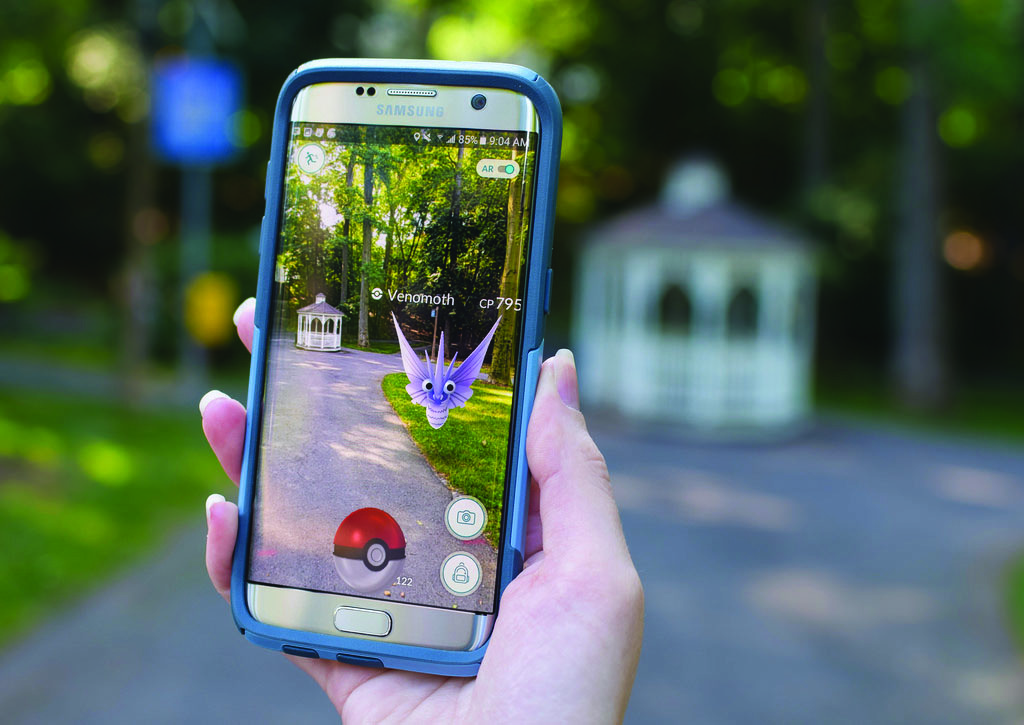 Pokémon Go! was the hottest new app of the summer, But now that school is back in session, the fad seems to be fading. Photo courtesy flickr.com