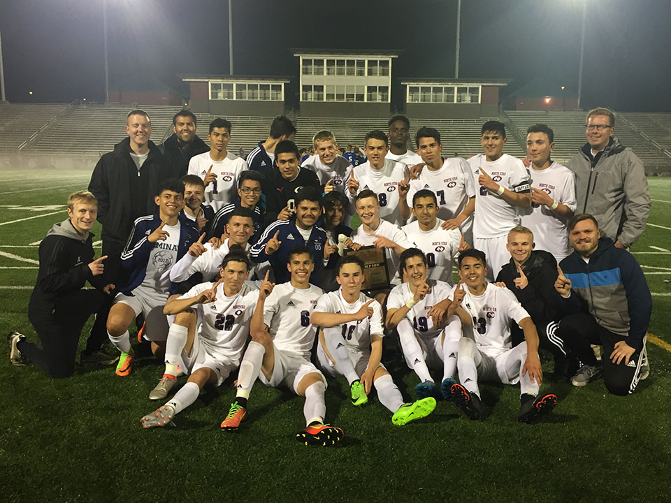 Boys Soccer Headed to State