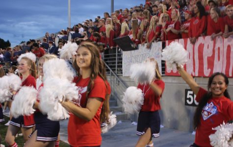 North Star Shows Spirit at First Home Game
