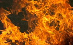 Northeast Fire Disrupts School Day