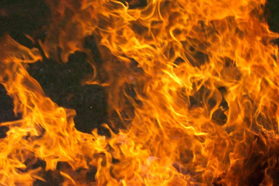 Northeast Fire Disrupts School Day